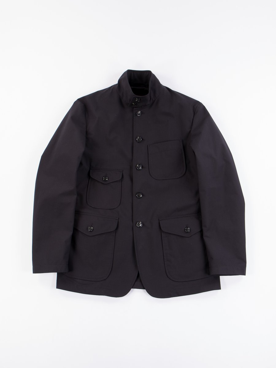 Black Structured EG Blazer