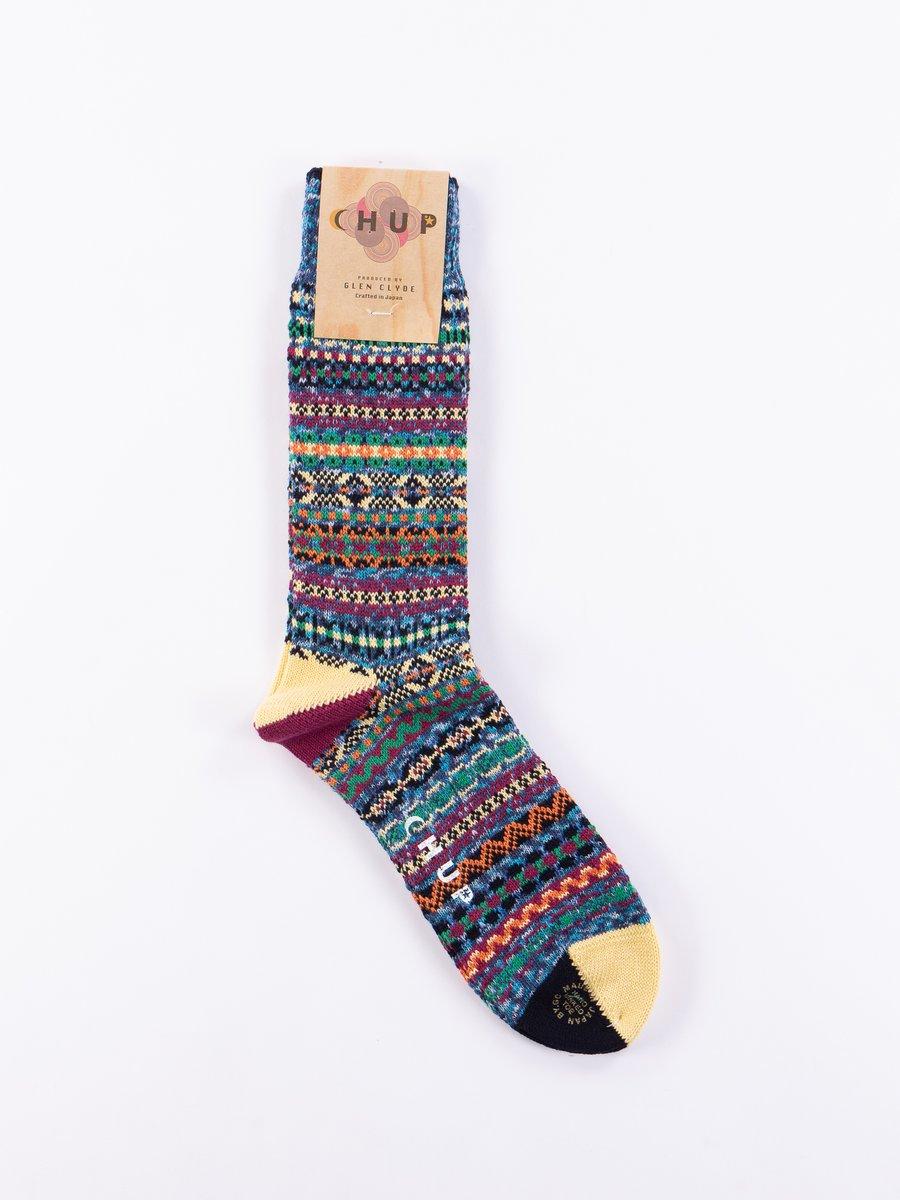 Bone Fjord Socks