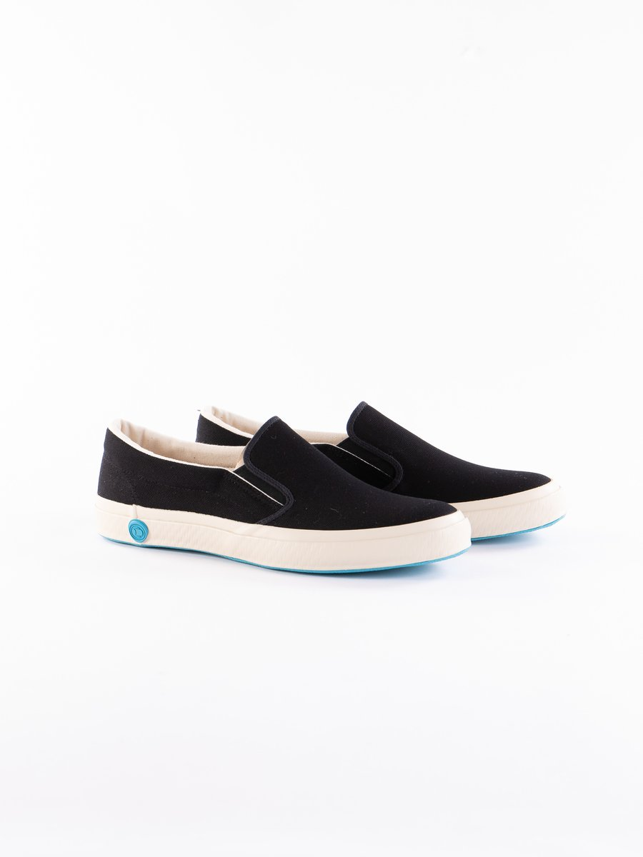 Black 02JP Slip On