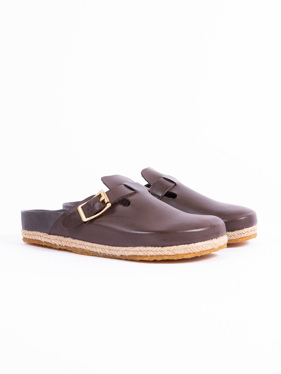 Brown Bostonian Sandal