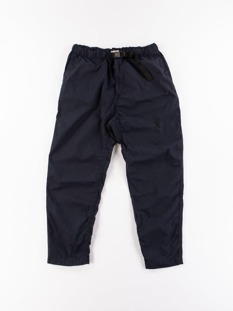 Navy Typewriter Cloth TBB Climbing Pant