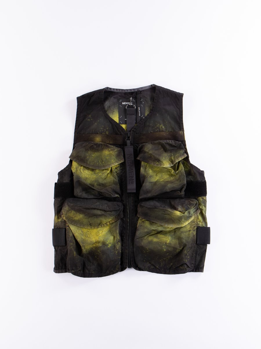 Acid Dyes Guard Vest