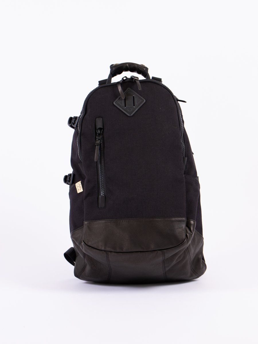 Black Fra Veg Lamb 20L Cordura Backpack