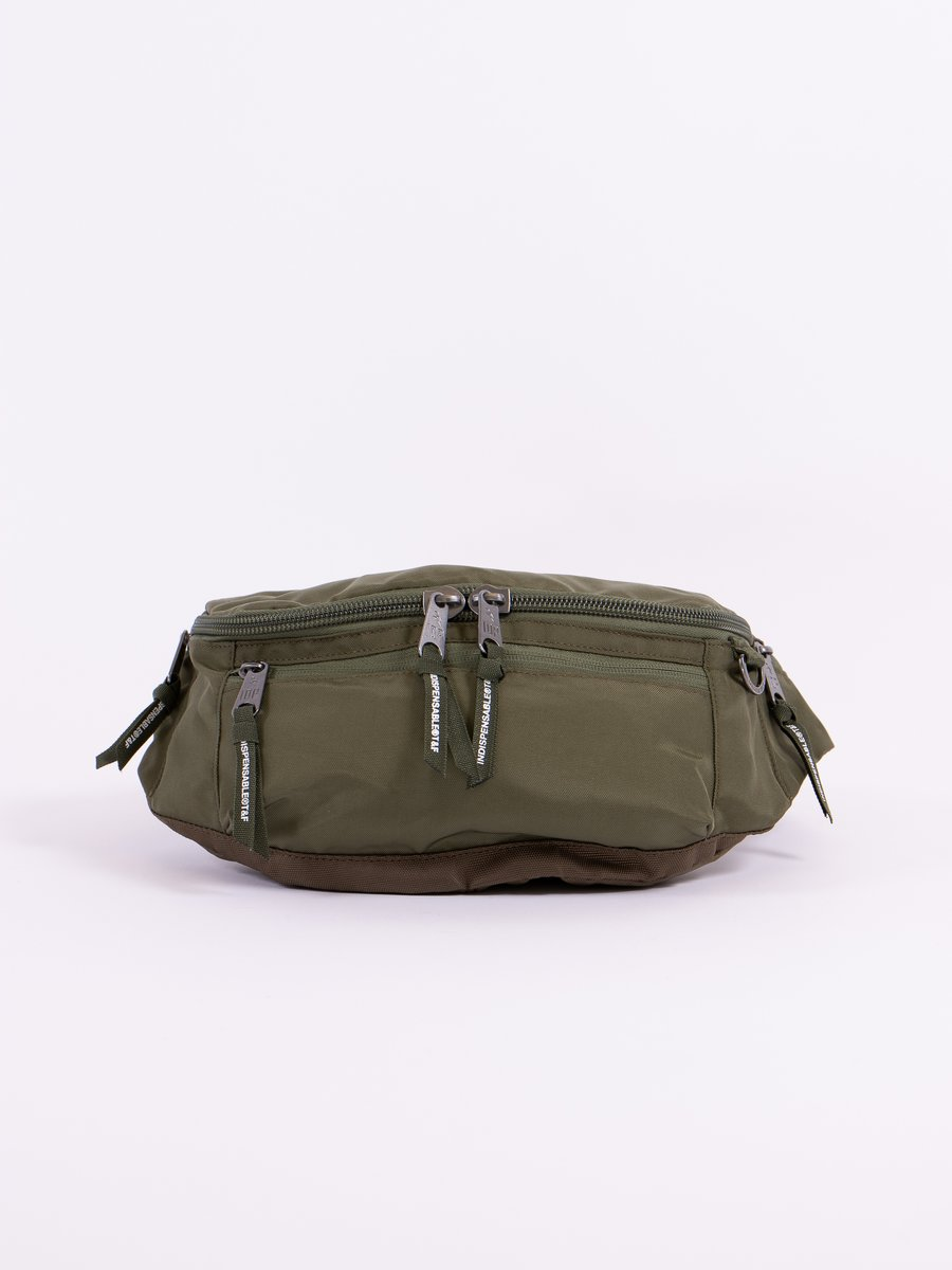 Khaki Attach Waist Bag