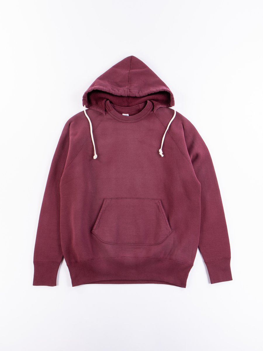 Faded Bordeaux 475 Hooded Sweatshirt