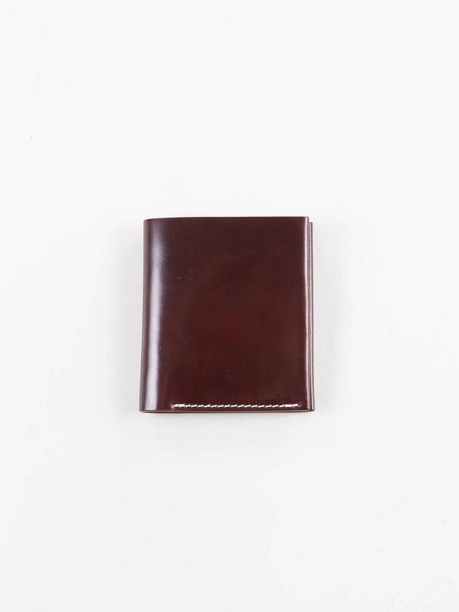 Color 8 Horween Cordovan 2–2 Wallet