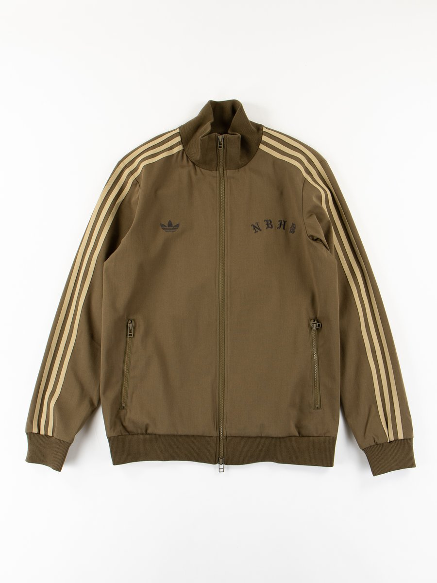 Olive Neighborhood Track Jacket
