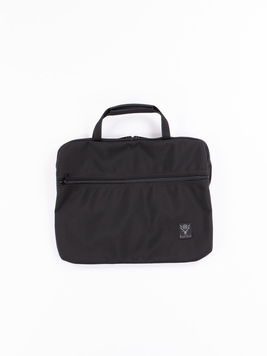 Black Ballistic Brief Case
