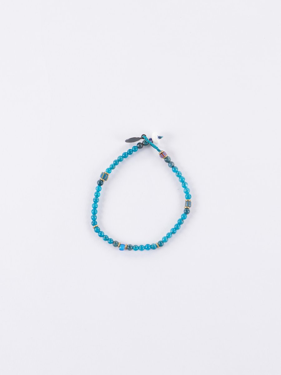 Apatite 4mm Bracelet