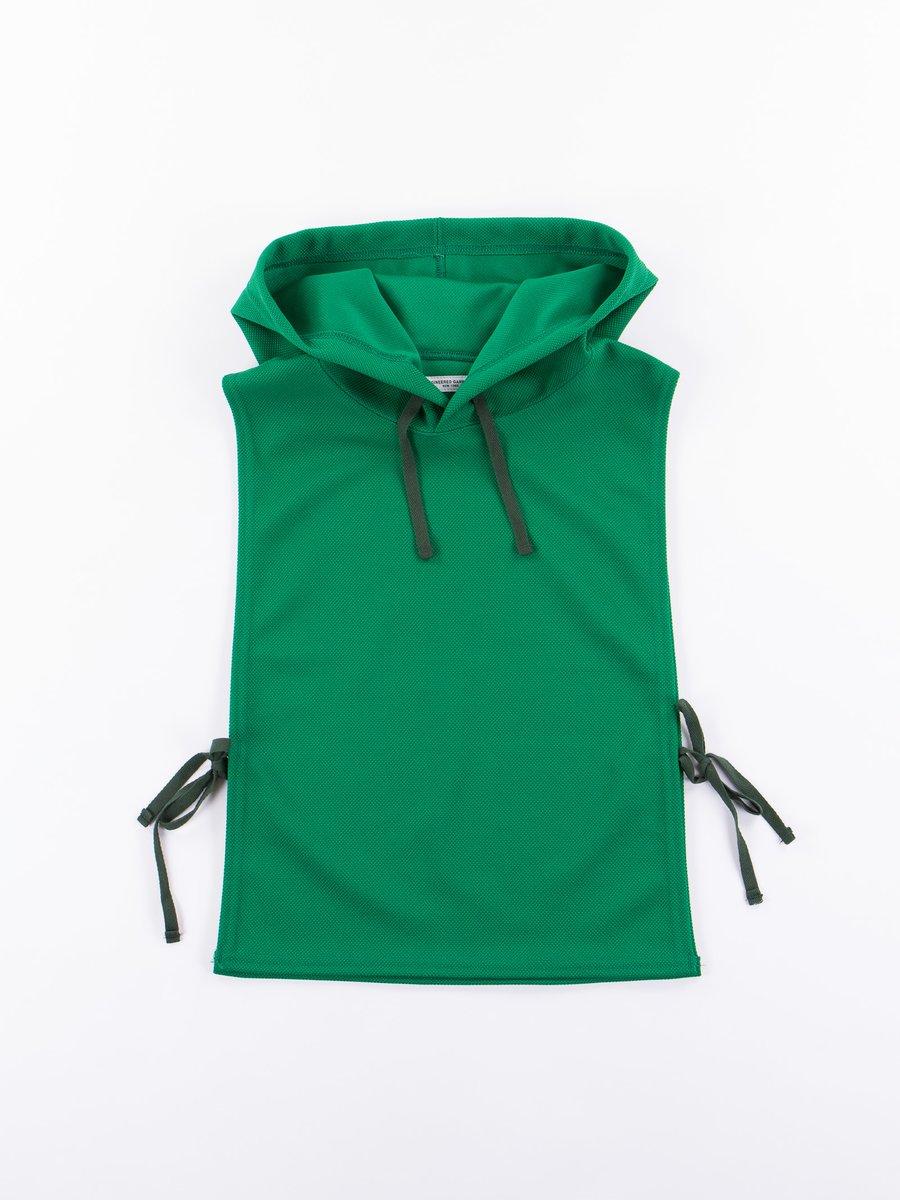 Kelly 7.75oz Diamond Knit Hooded Interliner