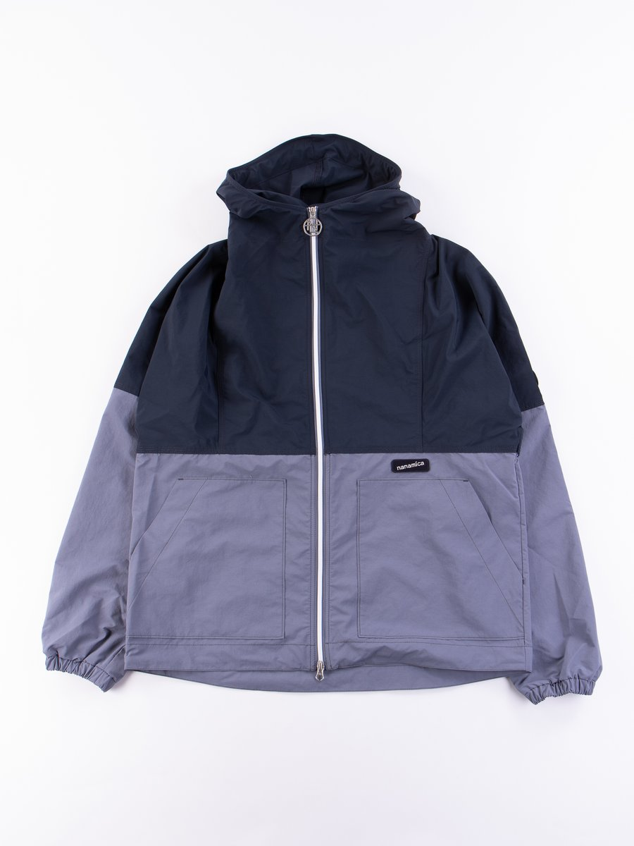 Navy/Grey Cruiser Jacket