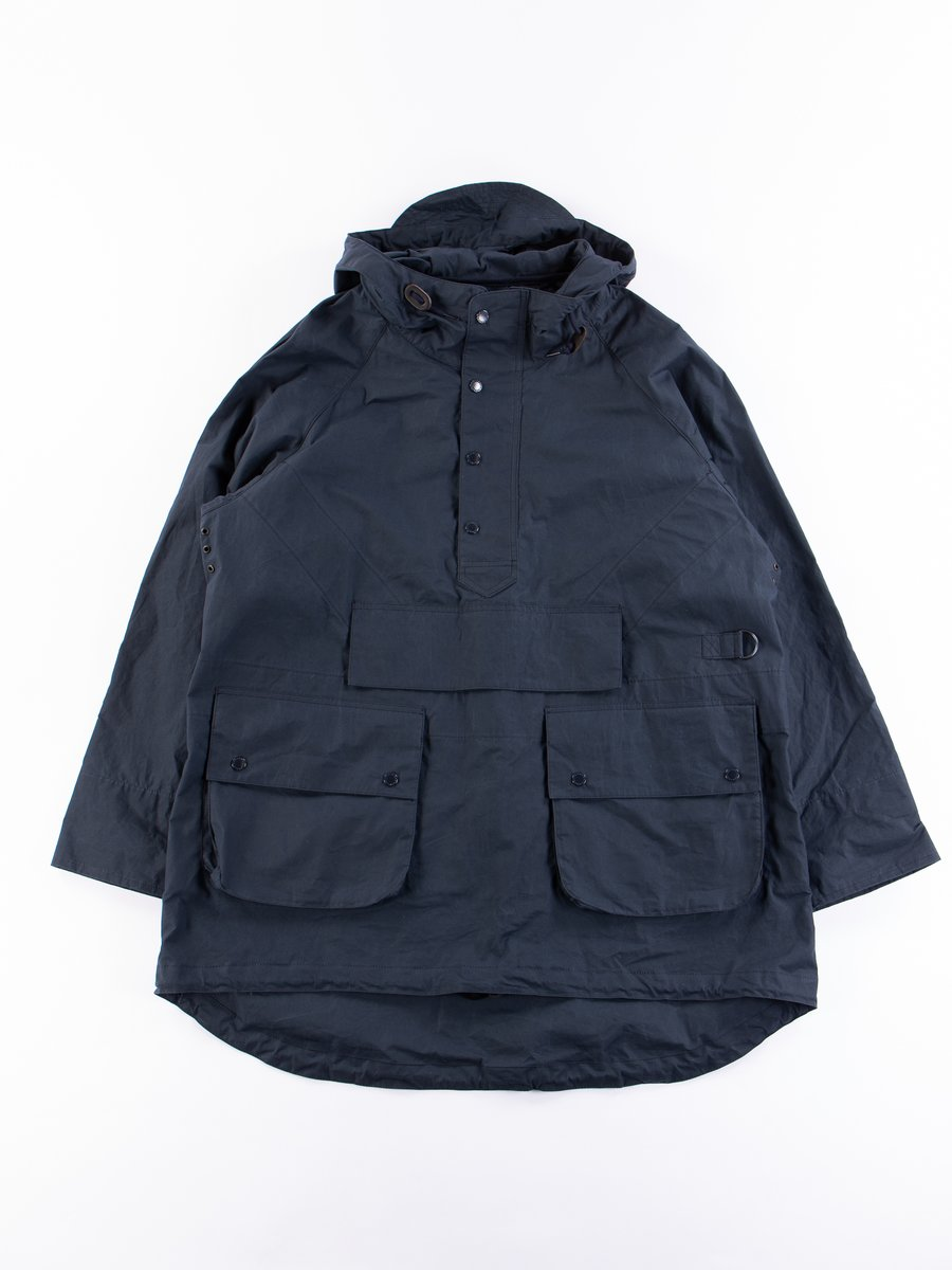 Navy Warby Jacket