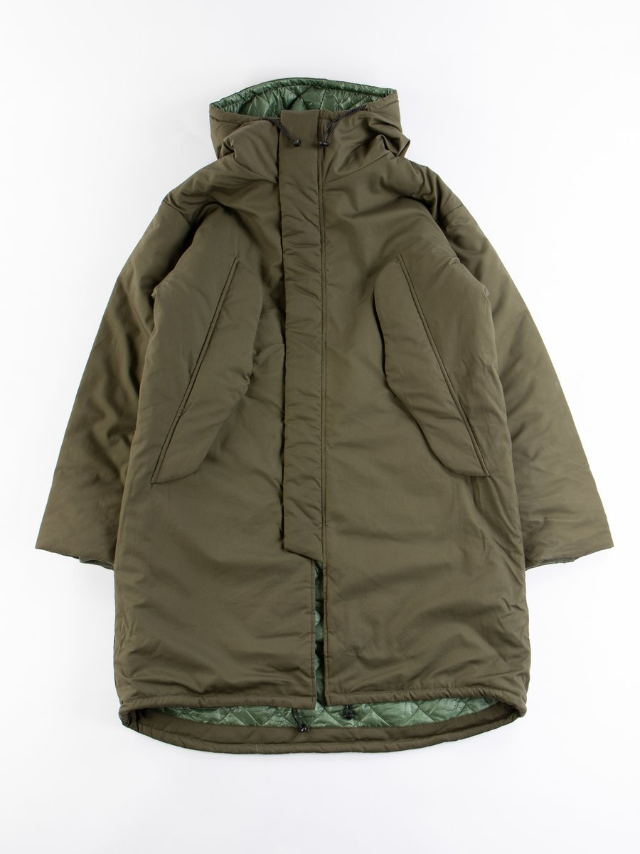 Olive Vancloth Harry's Coat