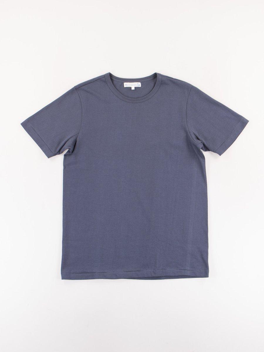 Navy 215 Organic Cotton Army Shirt