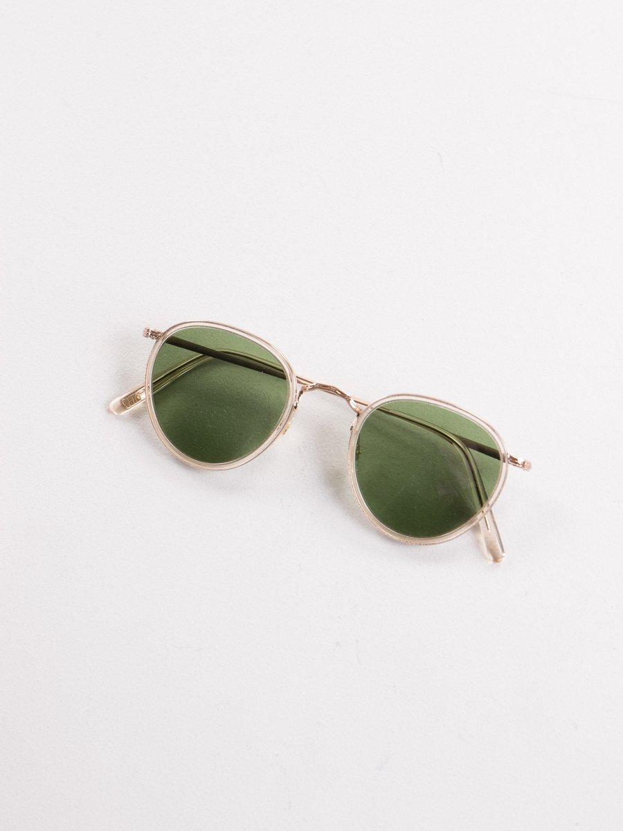 Buff/Gold MP–2 30th Anniversary Sunglasses