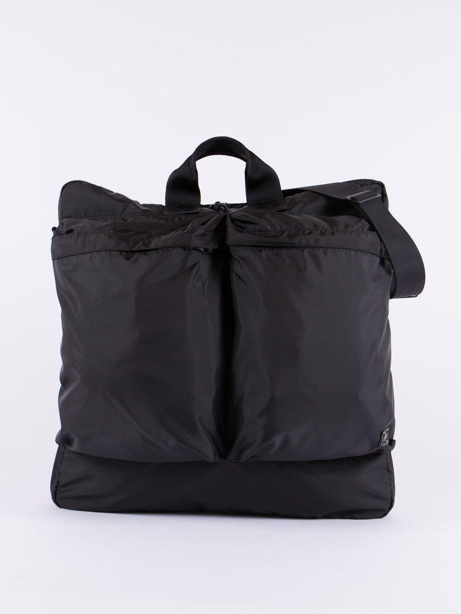 Black Force 2Way Helmet Bag
