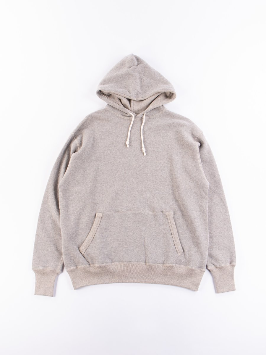 Heather Grey 450 UOD Hooded Sweatshirt