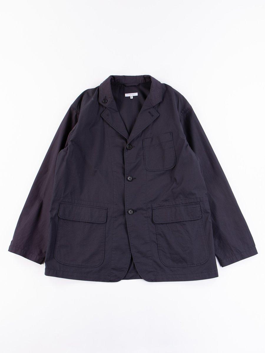 Dark Navy Highcount Twill Loiter Jacket