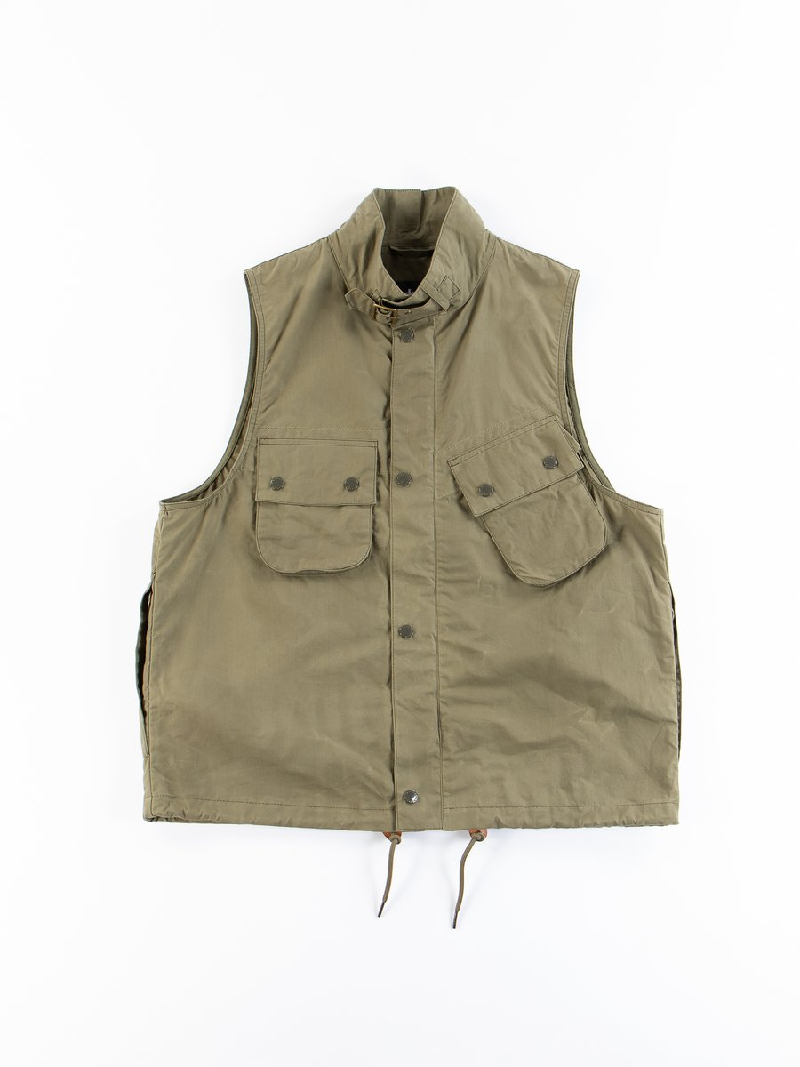 Olive Arthur Vest