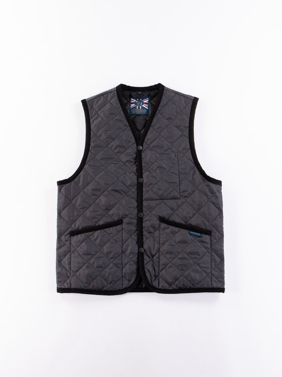 Suffolk Navy Dublin Gilet