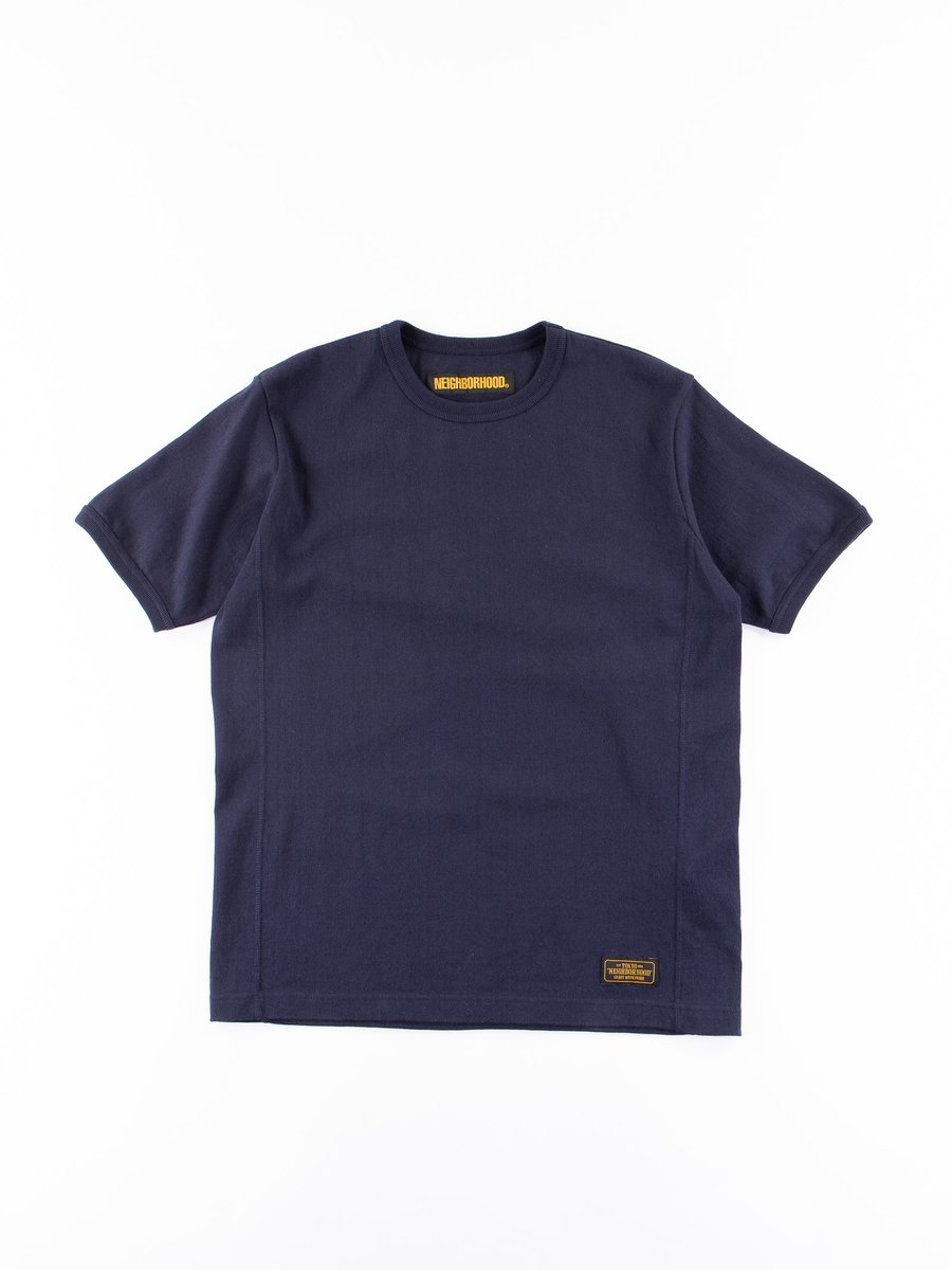 Navy Meek Short Sleeve C–Crew T–Shirt
