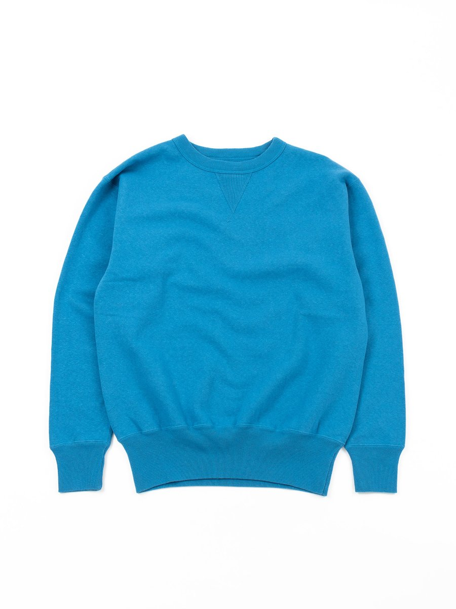 LANIAKEA CREWNECK SWEATSHIRT BRITTANY BLUE