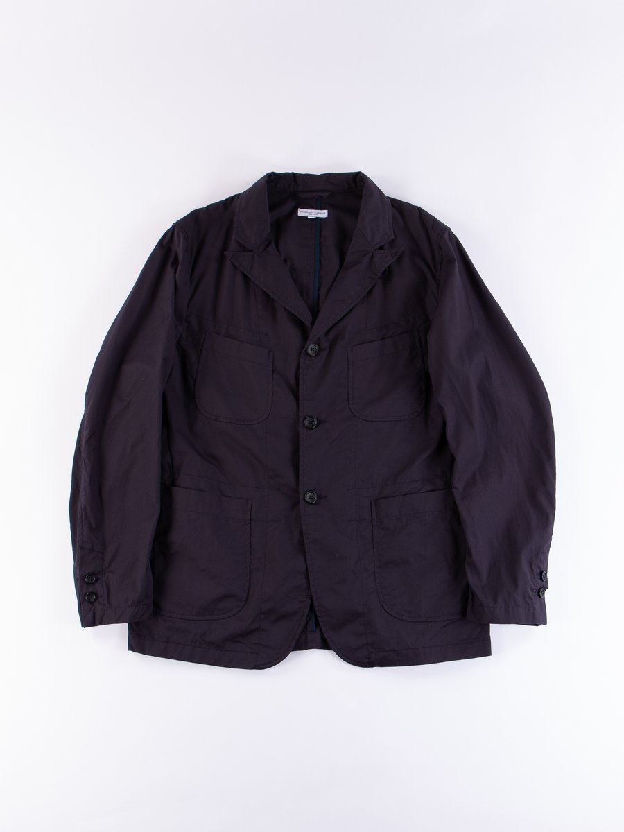 Dark Navy High Count Twill NB Jacket