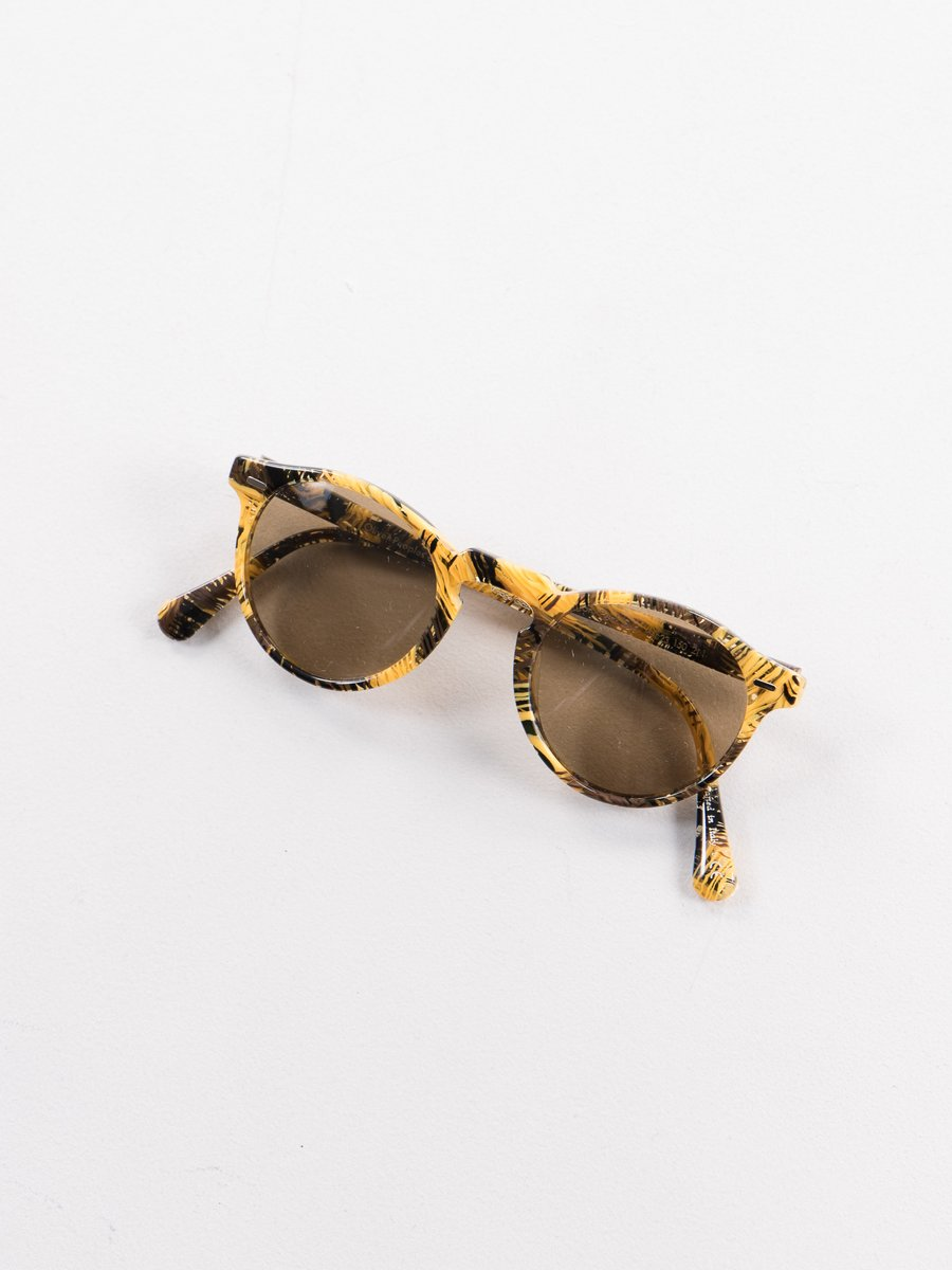 Alain Mikli Palmier Soleil Gregory Peck 30th Anniversary Sunglasses