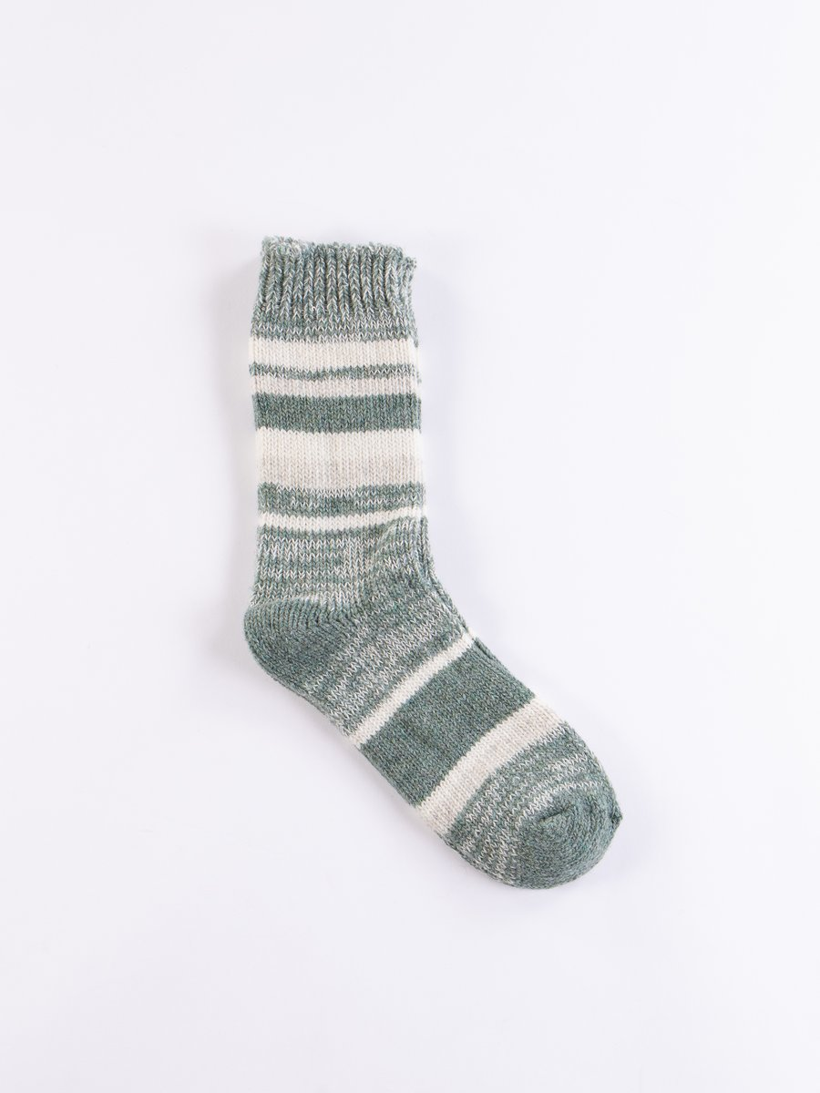 Meteor/Grey Melange RW01 Good Basics Sock