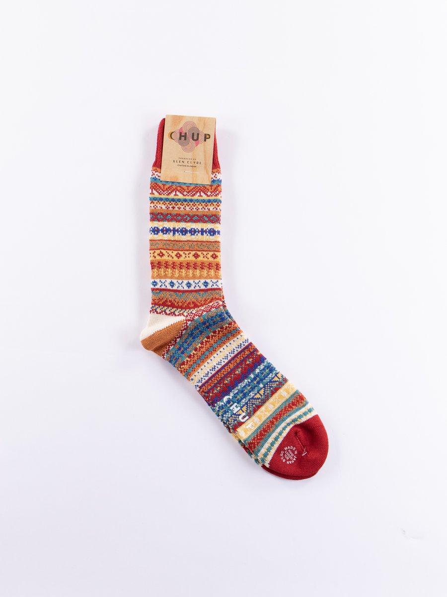 Scarlet Lammin Socks
