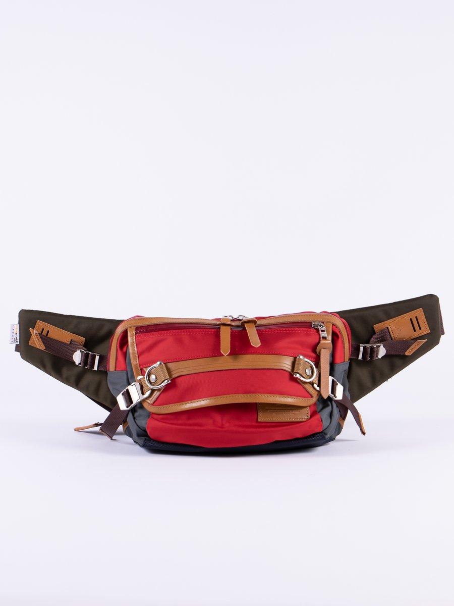 Red Potential Shoulder Bag