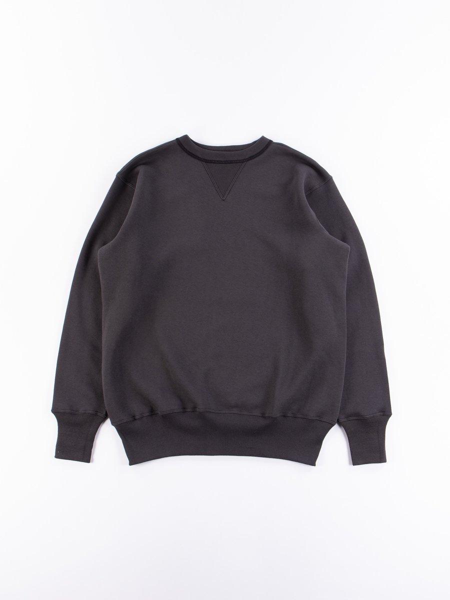 Black 403 Plain Sweatshirt