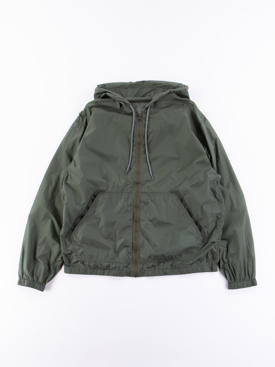 Khaki Packable Cruiser Jacket