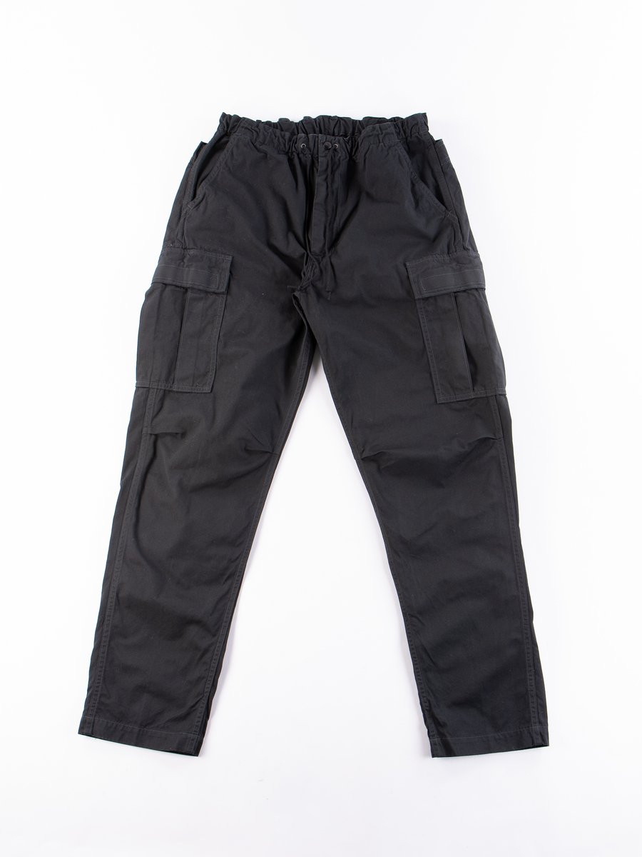 Grey Weather Cloth Easy Cargo Pant