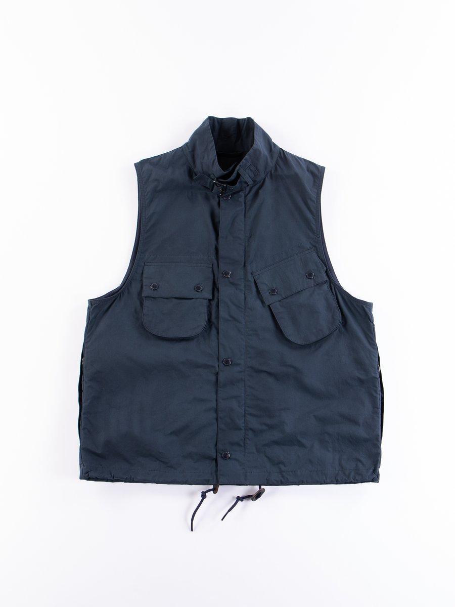 Navy Arthur Vest