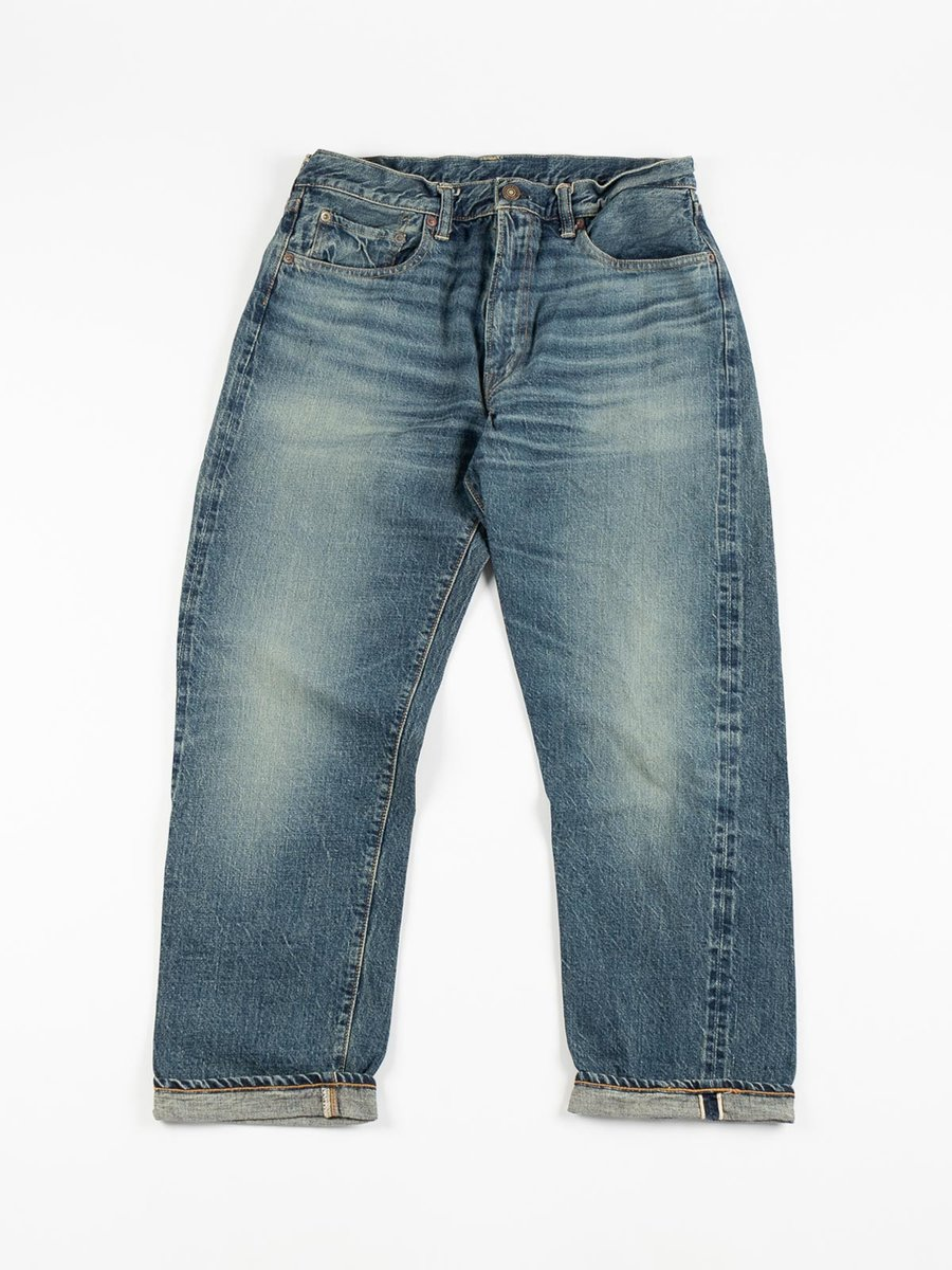 LOT 2ND HAND SERIES 1105 (USED WASH) JEAN