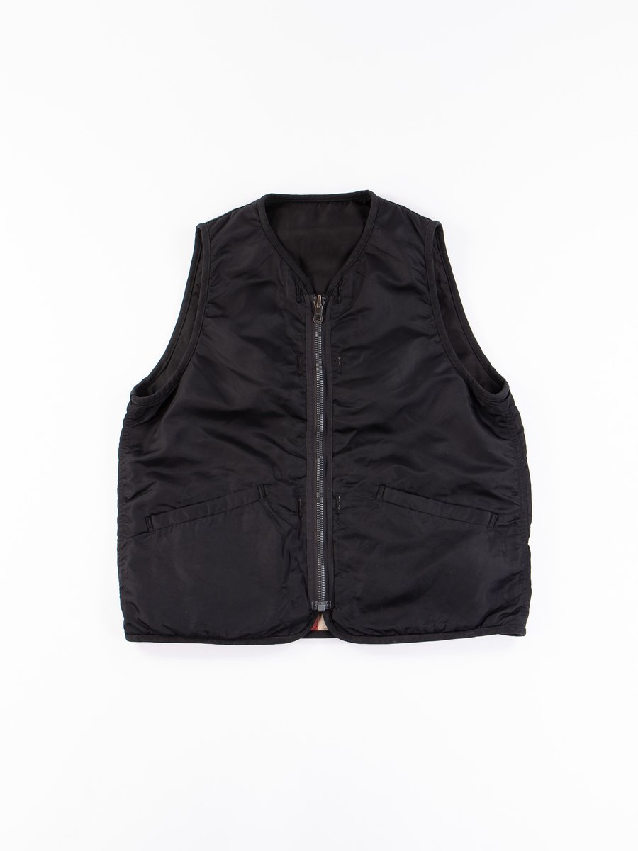 Black Iris Liner Vest