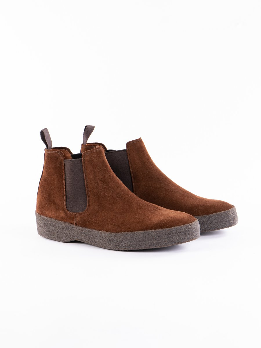 Polo Snuff Suede Chelsea Boot