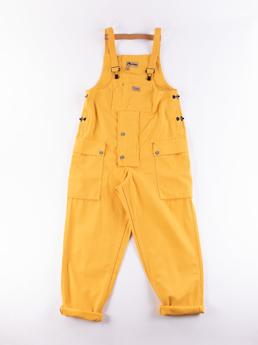 Lybro Survival Yellow Naval Dungaree