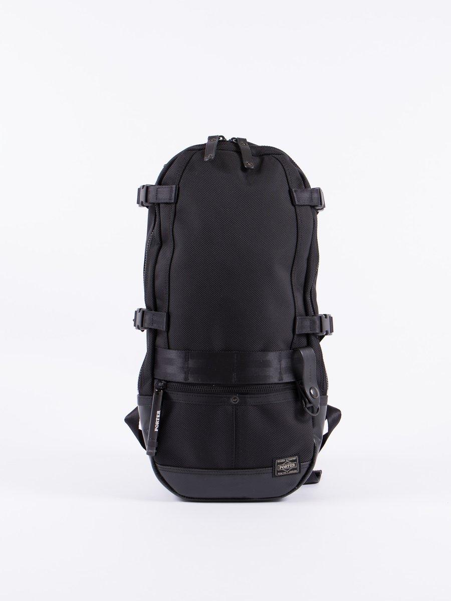 Black Heat Rucksack S