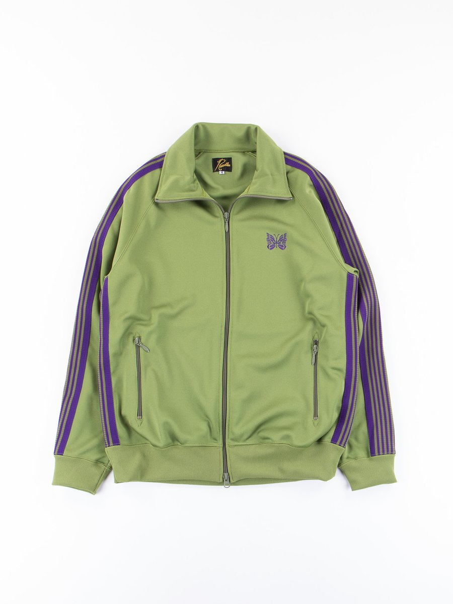 Light Green Track Jacket
