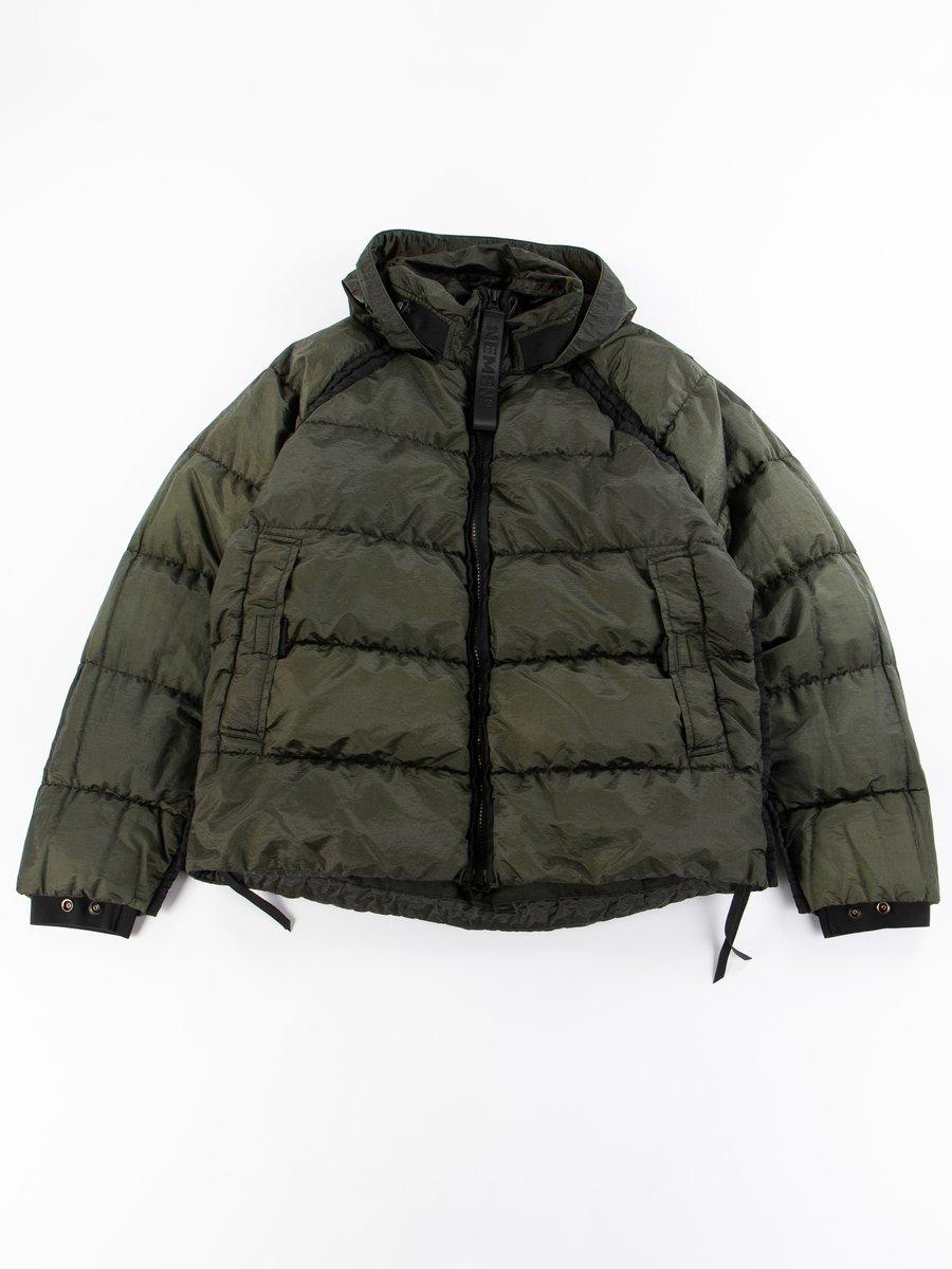RAF Green Goose Down Guard Jacket