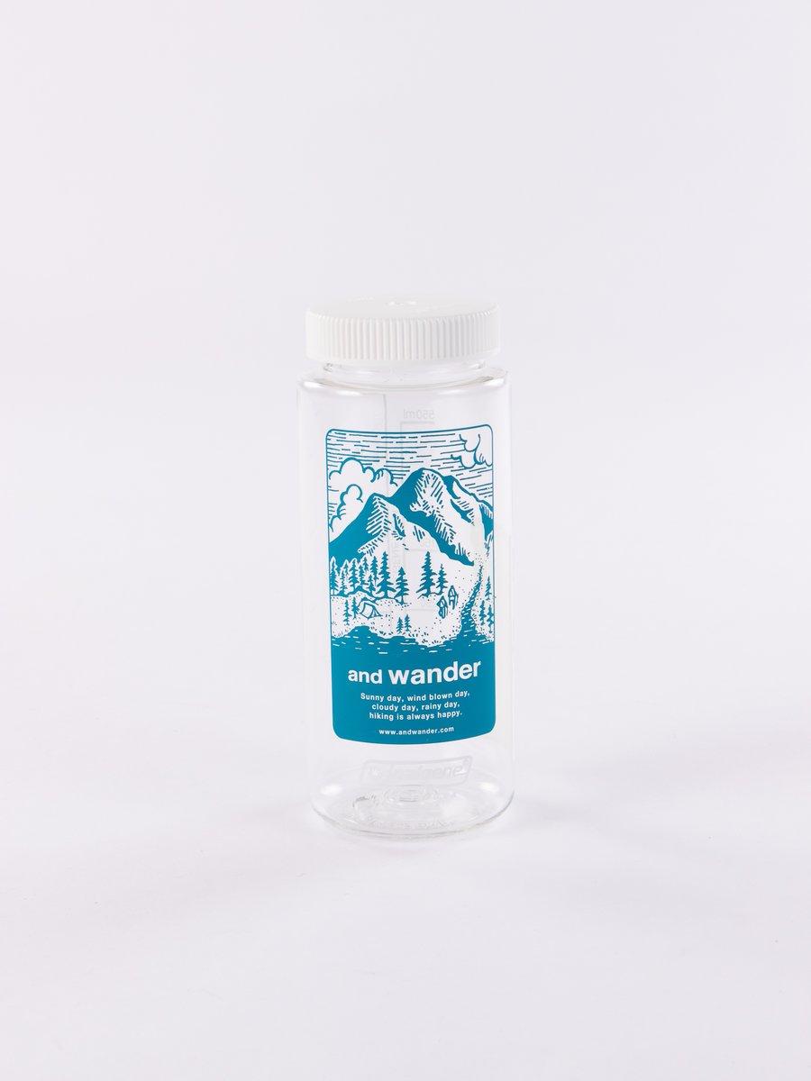 Blue Nalgene 650ml Bottle