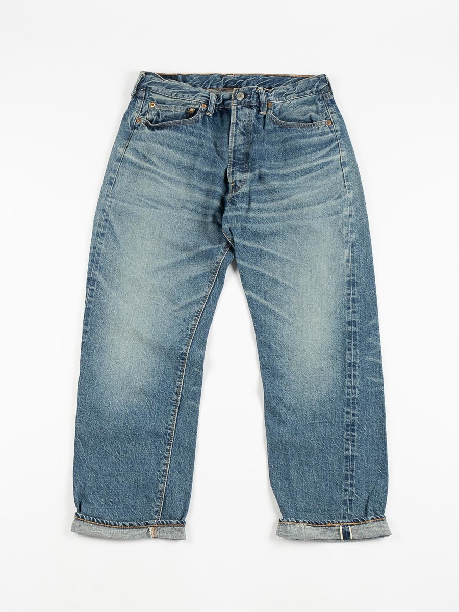LOT 2nd HAND SERIES 1100 (USED WASH LIGHT COLOUR) JEAN