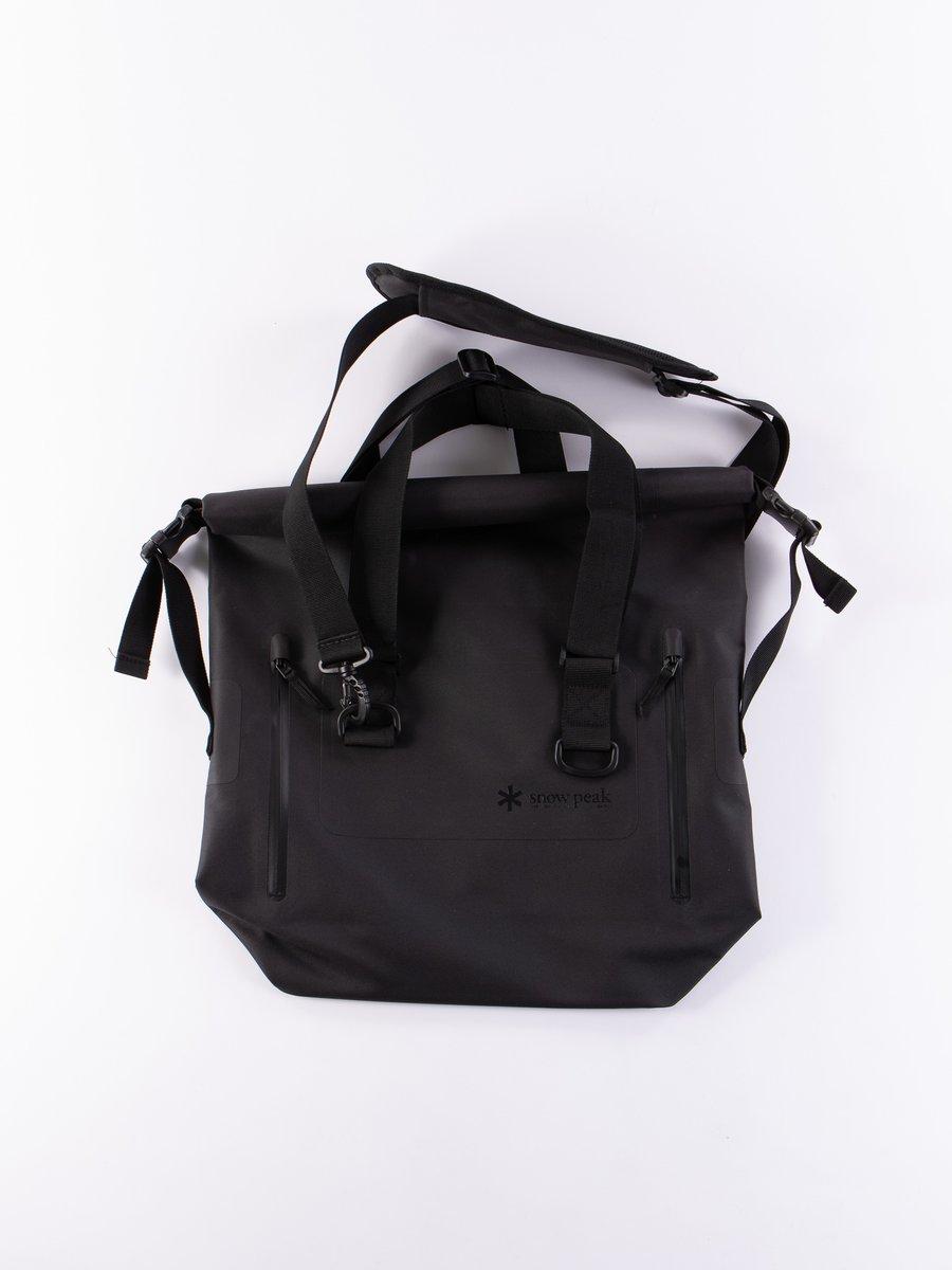 Black Medium Dry Tote Bag