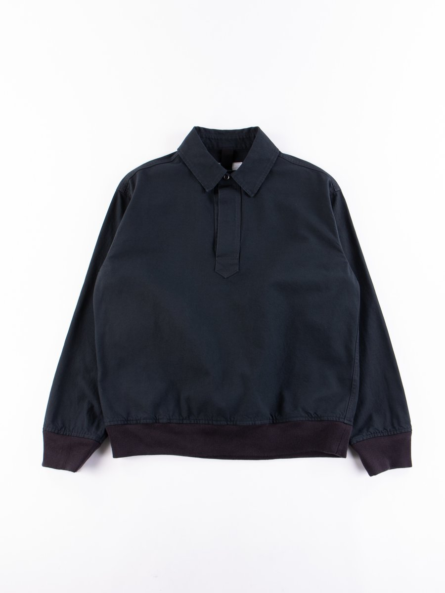 MHL Ink Cotton Twill Pull on Polo