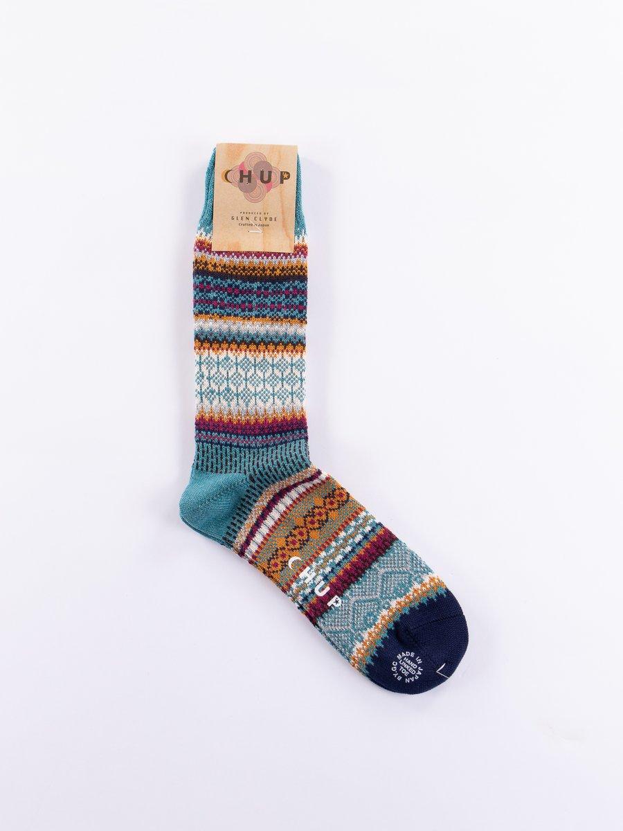 Cerulean Mezs Socks