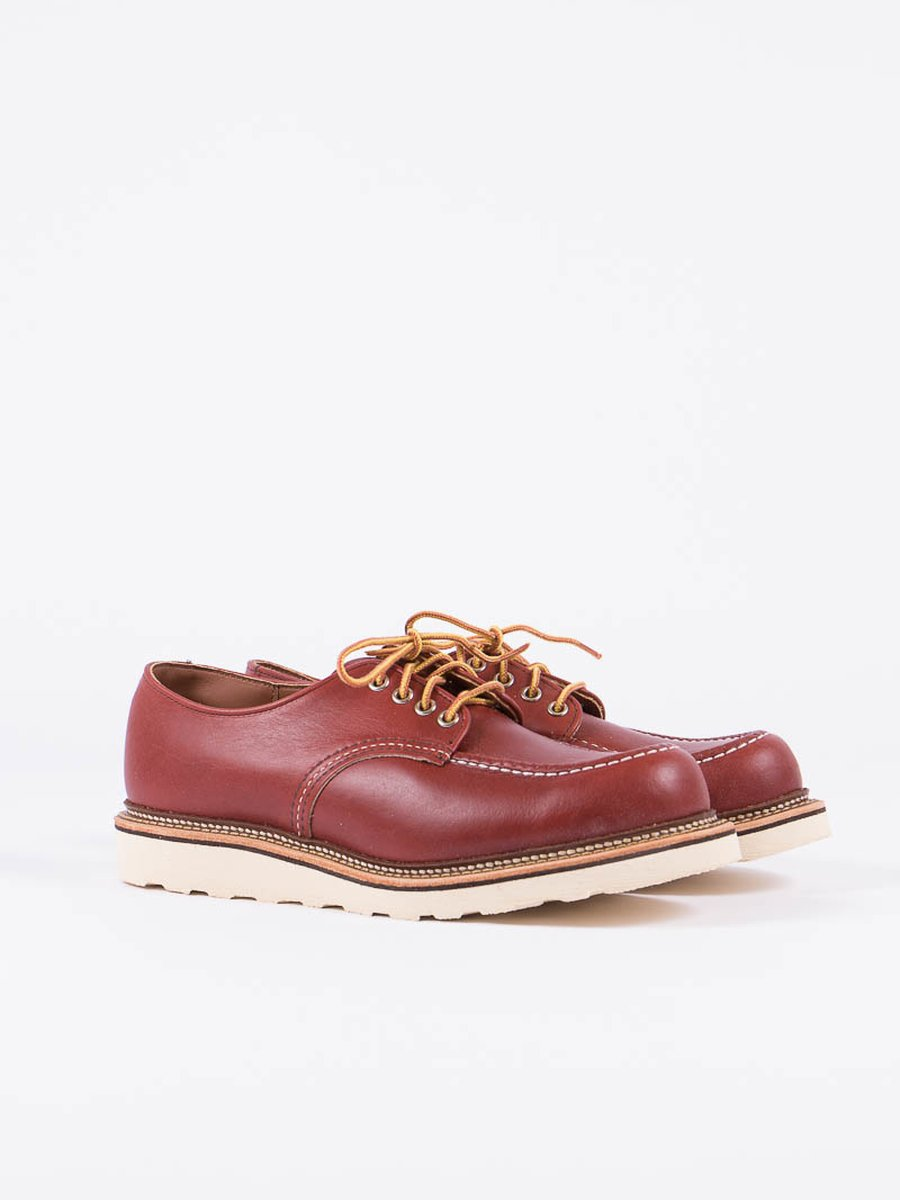 Oro Russet Portage 8103 Classic Oxford Shoe