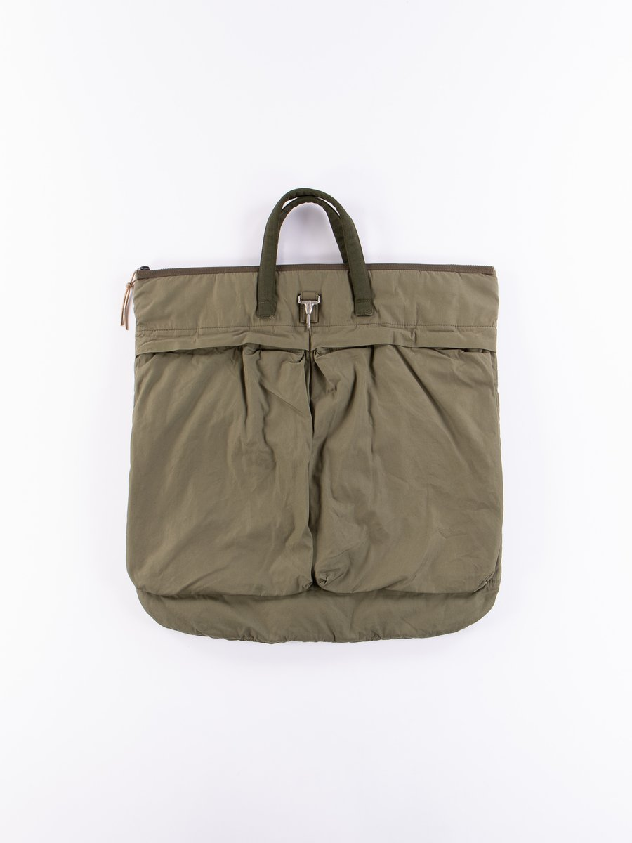 Olive Mavcat Large Bag