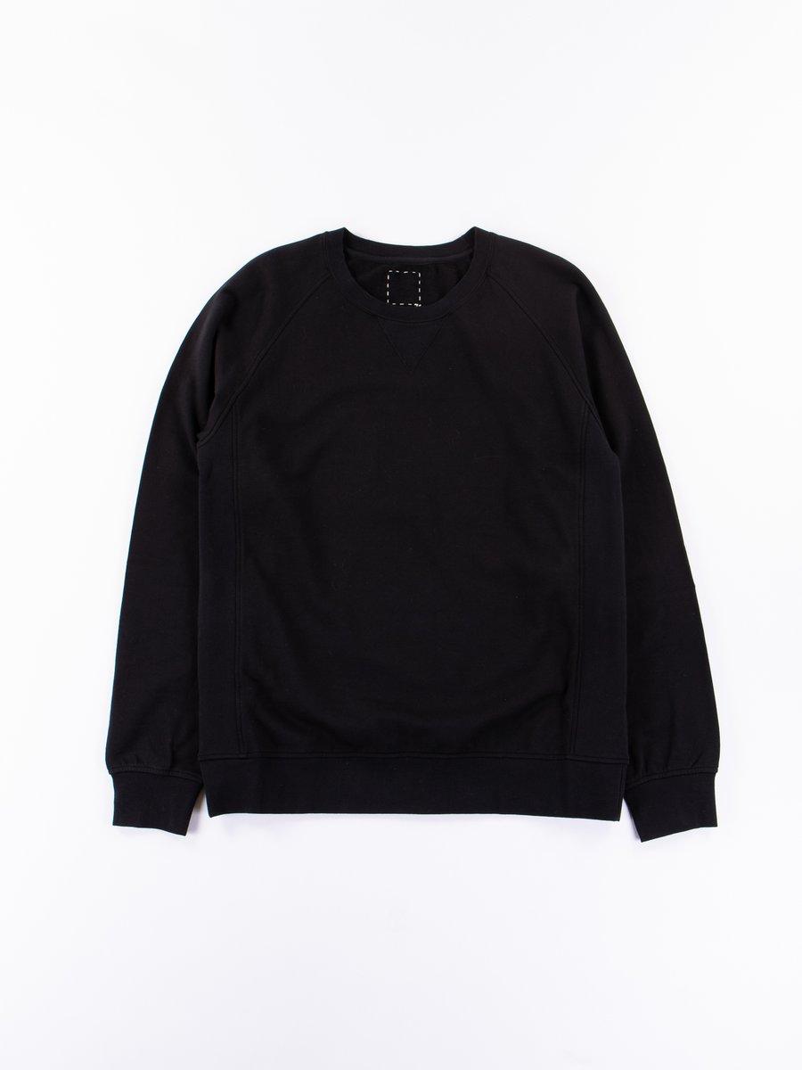 Black Luxsic JV Crew Sweatshirt